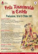 Festa rinascimentale in Castello. Pontassieve 15-17 ottobre 2021
