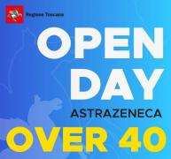 Open day vaccini over 40