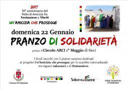 30° anniversario del Patto di Amicizia  fra Pontassieve e Tifariti