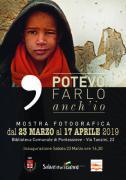"""Pontassieve. Sabato 23 marzo alle ore 16,30 in Biblioteca si inaugura la mostra """"Potevo farlo anch'io"""", una mostra fotografica sui campi Saharawi a sud di Tindouf, a cura di Chiara Cappelli."""