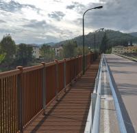 Da lunedì 16 novembre 2020 lavori per la realizzazione di percorsi ciclopedonali tra Pontassieve e Rosano