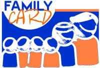 Pontassieve. Family card