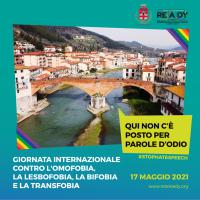 Giornata Internazionale contro omofobia, lesbofobia, transfobia e bifobia