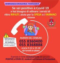 Numeri emergenza covid 19 comune pontassieve