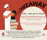 Doppio servizio per i cittadini: attivi il BiblioTake away e il servizio a domicilio