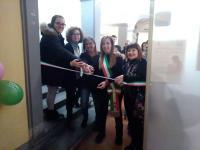 1 febbraio 2018 Inaugurato il baby pit-stop nel palazzo Comunale