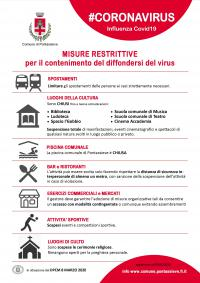 misure restrittive