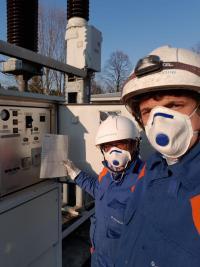 Enel rinnova gli impianti elettrici.