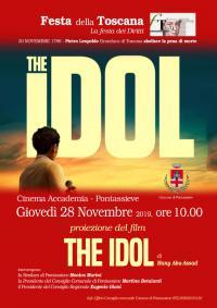 Festa della Toscana. The Idol di Hany Abu-Assad. Giovedì 28 novembre 2019, ore 10.00 Cinema Accademia di Pontassieve