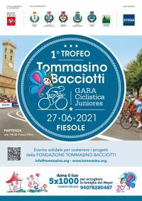 1° Trofeo ciclistico Tommasino Bacciotti