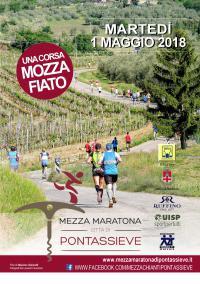 Mezza Maratona, Città di Pontassieve 2018
