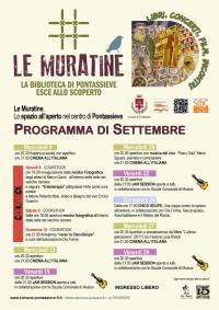 Le Muratine. Settembre 2017