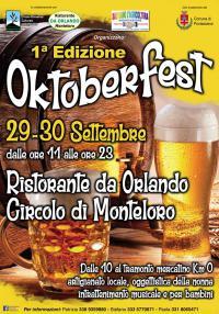 Oktoberfest Monteloro
