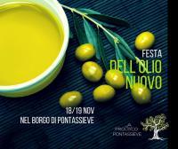 Festa dell'Olio nel Borgo di Pontassieve 2017