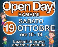 open day scuola musica