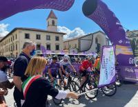 Giro–E: da Pontassieve via alla dodicesima tappa. 20 maggio 2021
