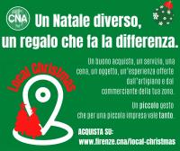 Local Christmas 2020 - Iniziativa di CNA