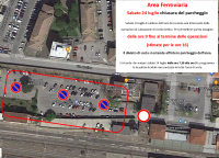 Area Ferroviaria, sabato 24 luglio 2021