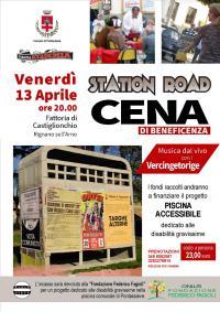 cena station