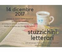 Stuzzichini letterari 14 dicembre 2017