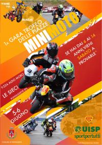 Mini moto, Trofeo delle Piazze 5-6 giugno 2021