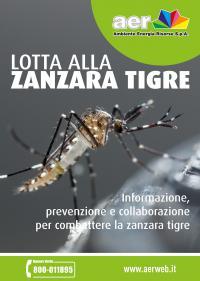 AER lotta alla zanzara tigre 2018